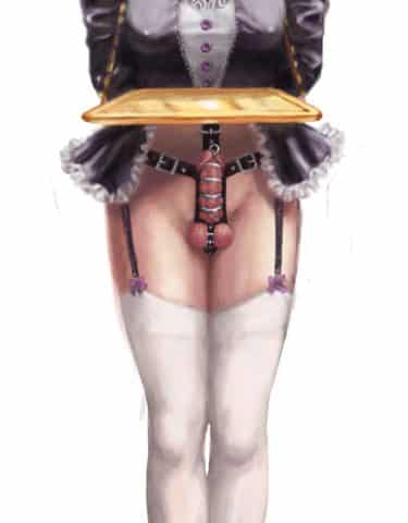 sissified, femdom, submissive